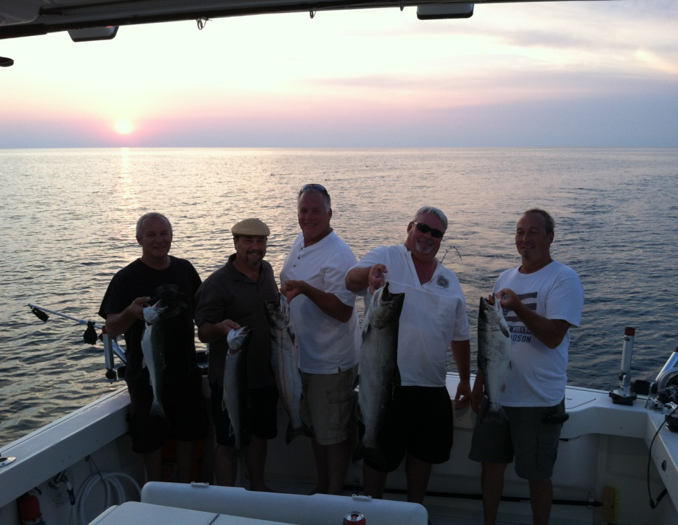 Family Fishing, Group Charters